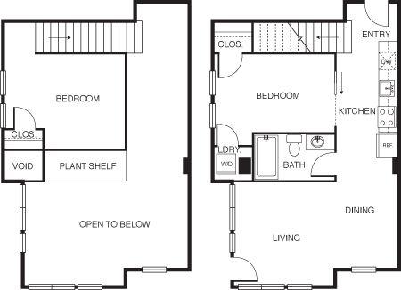 9 best Loft Floor Plan images on Pinterest Loft floor plans