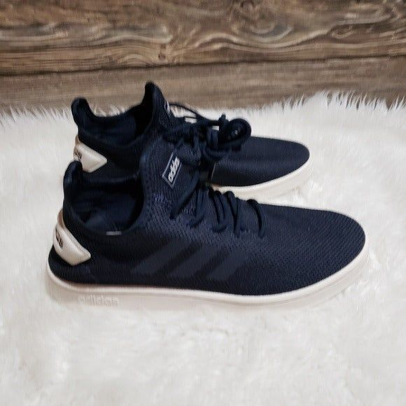Navy blue shoes, Adidas athletic