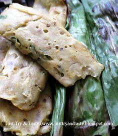 Just Try & Taste: Otak-Otak Ikan Tanjung Pinang