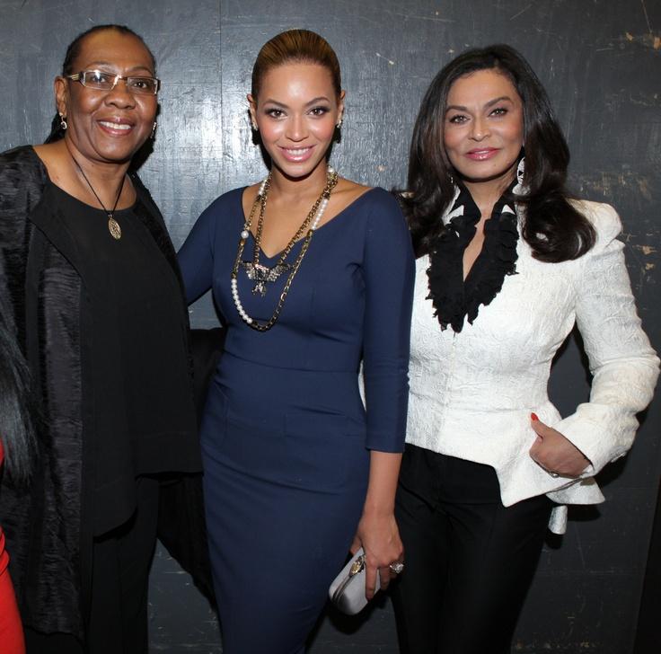 Beyoncé, Gloria Carter & Tina Knowles