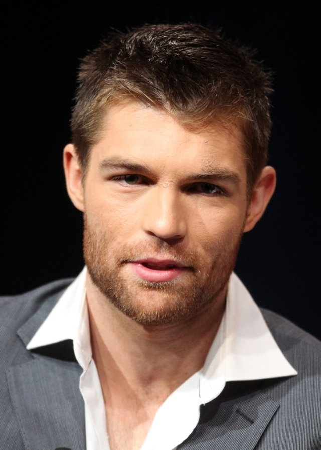 Liam McIntyre - replacement spartacus, but still hot