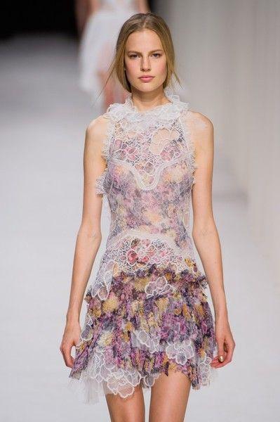 Spring 2014 Fashion Week - Runway Looks on Lyst
