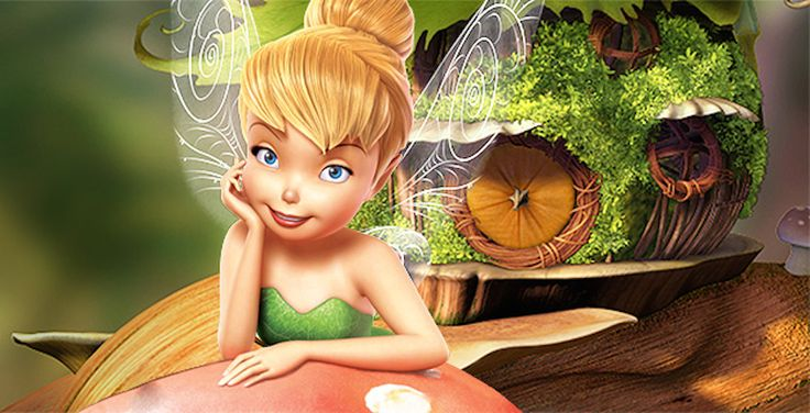 I got Tinker Bell! Which Disney Fairy Are You? | Oh My Disney