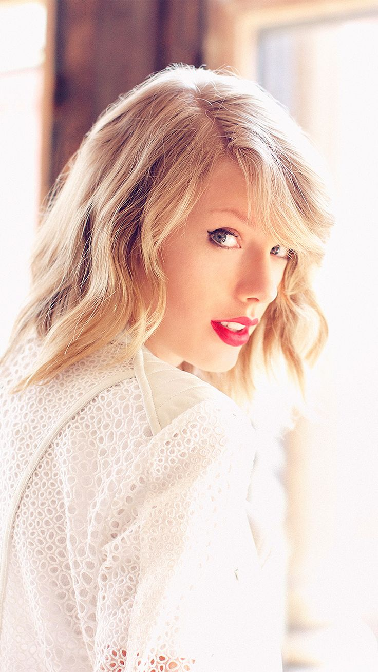 TAYLOR SWIFT MUSIC GIRL BEAUTY WALLPAPER HD IPHONE