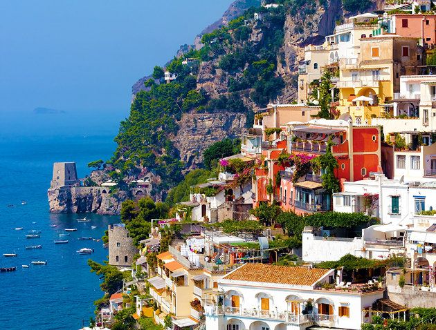 Top italy tourist attractions