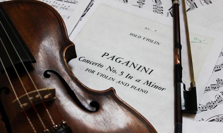 Niccolò Paganini, el violinista del diablo.