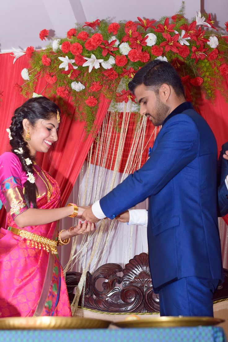 All about Happy moments of our life!: The Moment - Ring Exchange