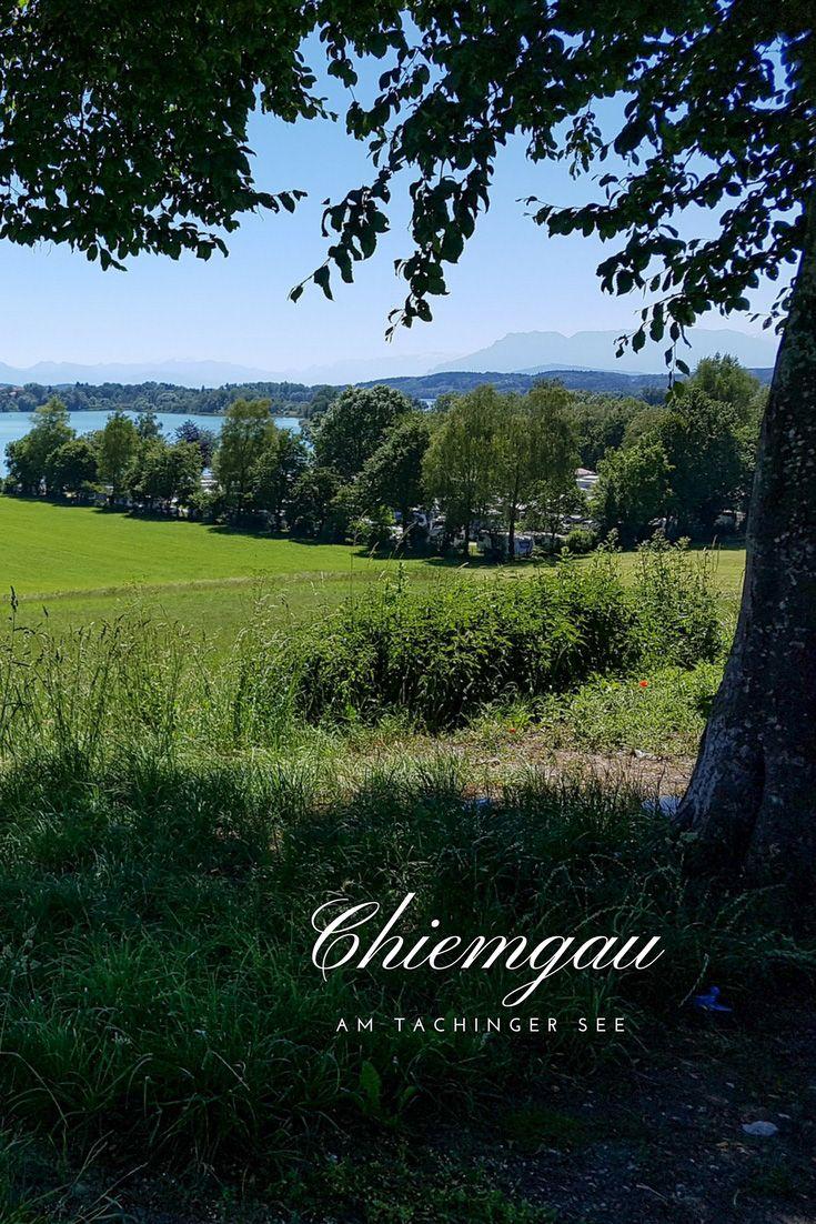 Chiemgau Alpen Panorama Tour auf Nebenstrecken - Slow Travel pur