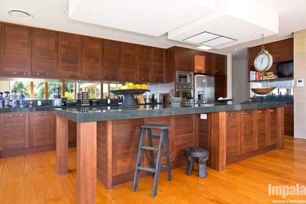 timber kitchens with granite benchtops - Google Search