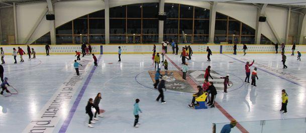 La patinoire | Vaujany - Station Village