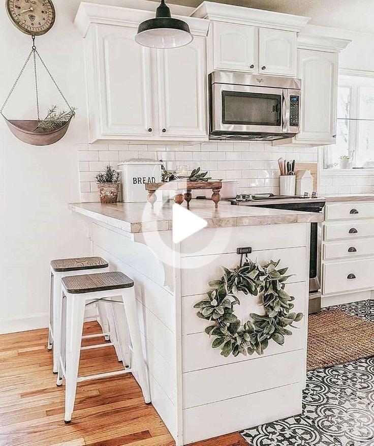 Ashlyn Bar Counter Stool Kitchen Renovation Farmhouse Kitchen Design Kitchen Design
