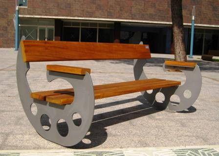 45 best mobiliario urbano images on Pinterest | Urban furniture ...