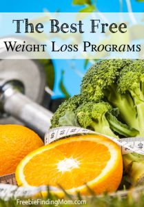 The Best Free Weight Loss Programs - Jump Start Your New Year's Resolution!