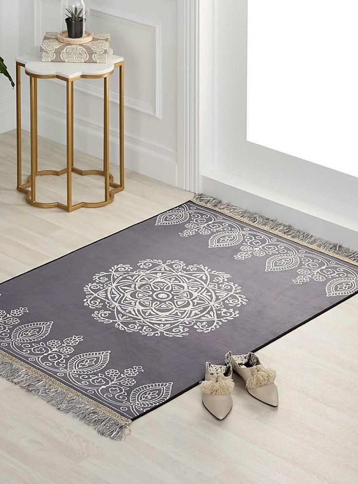 Royal medallion rug 90 x 130 cm | Simons Maison | Patterned carpets online | Simons