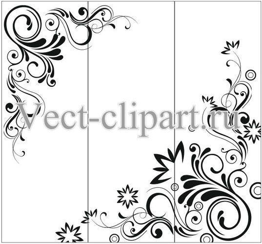Пескоструйный рисунок http://vect-clipart.ru/