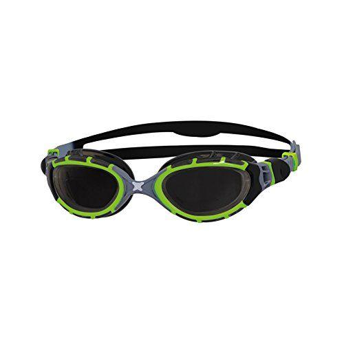 Zoggs Predator Flex Titanium Reactor Gafas de Natación, Unisex, Green/Black/Smoke, Talla Única #Zoggs #Predator #Flex #Titanium #Reactor #Gafas #Natación, #Unisex, #Green/Black/Smoke, #Talla #Única