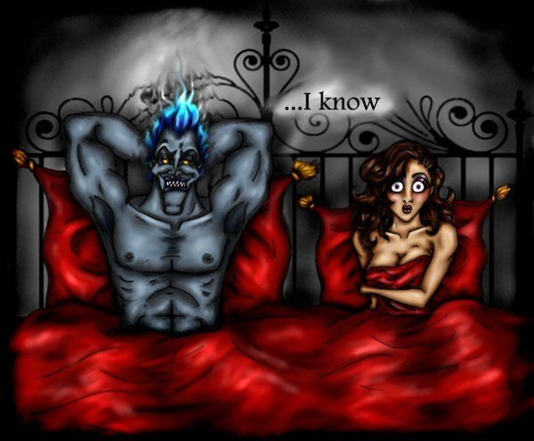 Hades & Megara, Disney's Hercules | Disney Villains  Hades & Megara,...