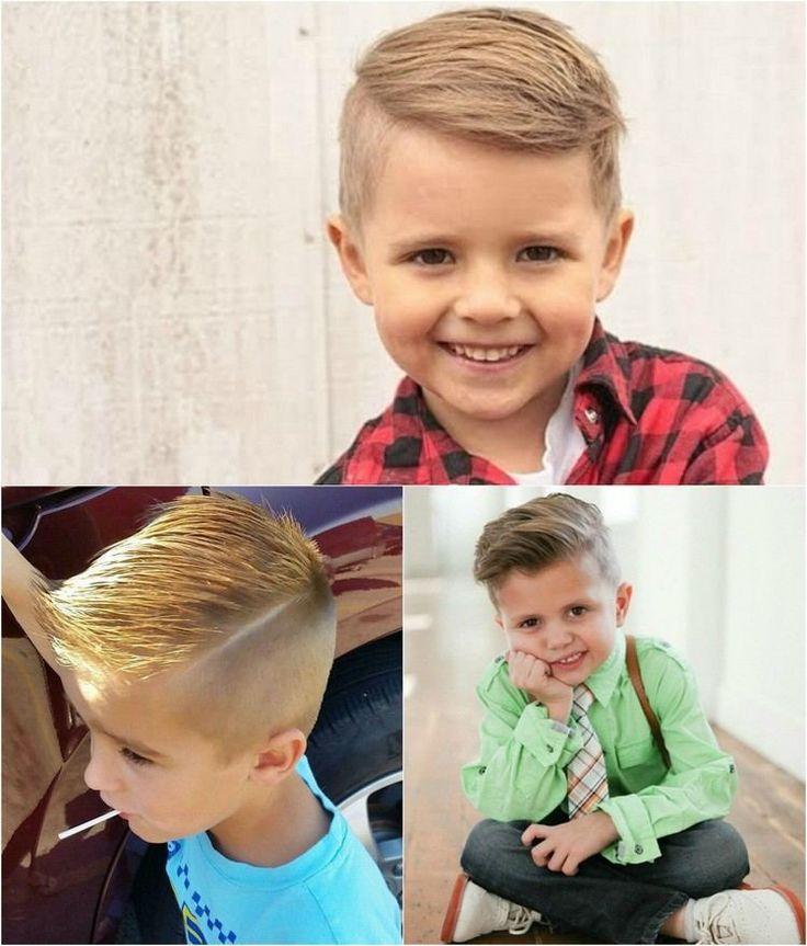 coupe petit garçon idées sympas #hair #ideas #boy