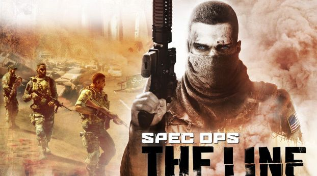 Spec Ops The Line Yager Development Shooter