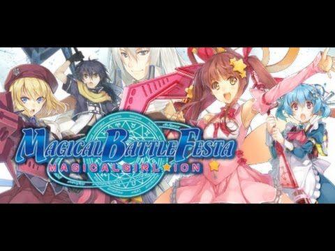Magical Battle Festa. Part 2. Bushido Mage with a Shining Blade / 武士道メイジ...