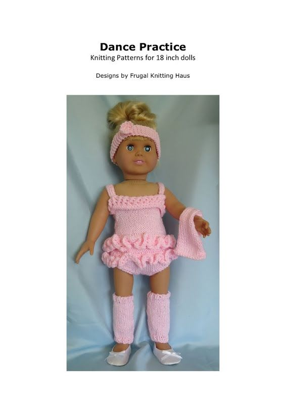 Free Knitting Patterns For Our Generation Dolls : 17 best images about DOLL - 18