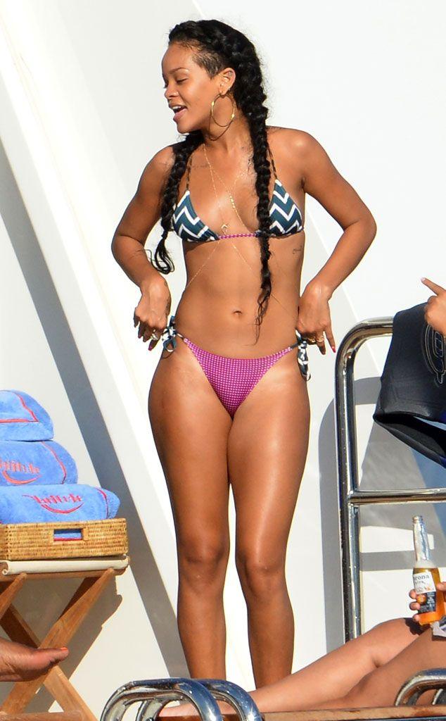 Rihanna Bikini Bodies