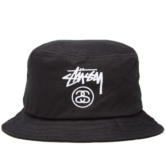 Authentic Stussy Bucket Hat Barely Worn Bucket Hat Made By Stussy. One Size Fits All. Stussy Accessories Hats