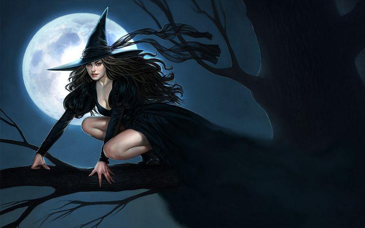 halloween witch facebook covers - Google zoeken