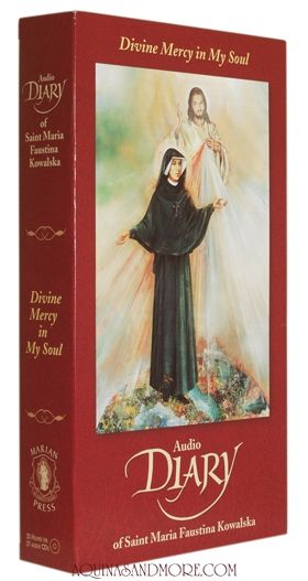 St. Faustina. PROFOUND information here. Truly life changing, if one only listens and believes.. I will read this over and over for the rest of my life.