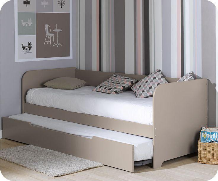 Las 25 mejores ideas sobre sofa cama individual en for Mueble tipo divan