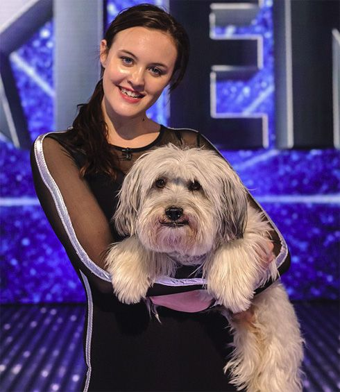 Britains Got Talent 2012 winners - Ashley and Pudsey
