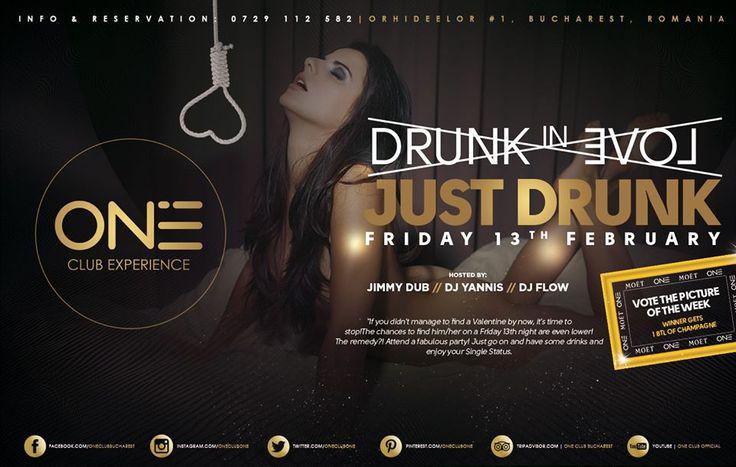Drunk in Love Just Drunk - One