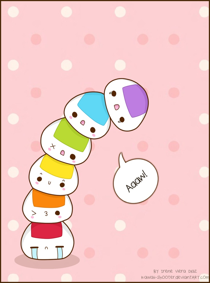 Kawaii Characters Falling by Kawaii Shooter | Kawaii ...