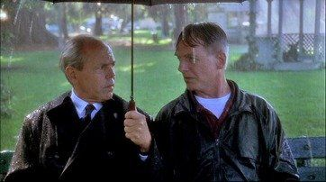 Joe Spano as Tobias Fornell and Mark Harmon at Leroy Jethro Gibbs in NCIS - these two guys together are awesome!