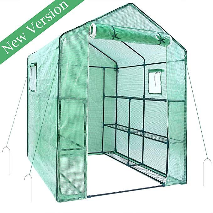 Amazon Com Greenhouse For Outdoors With Observation Windows New