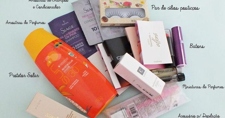 Beleza em Revista|Beatriz Campos: Desapego da Vez: Kit Avon/Eudora!