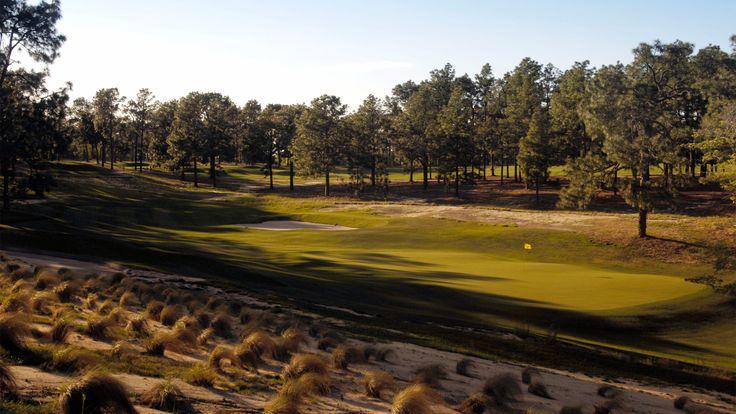 Pine Needles Golf Club, Southern Pines, NC