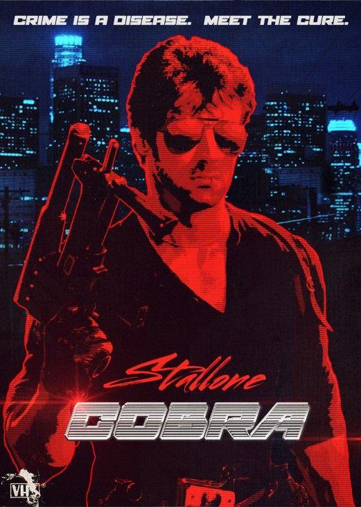 Cobra #retro #sylvesterstallone
