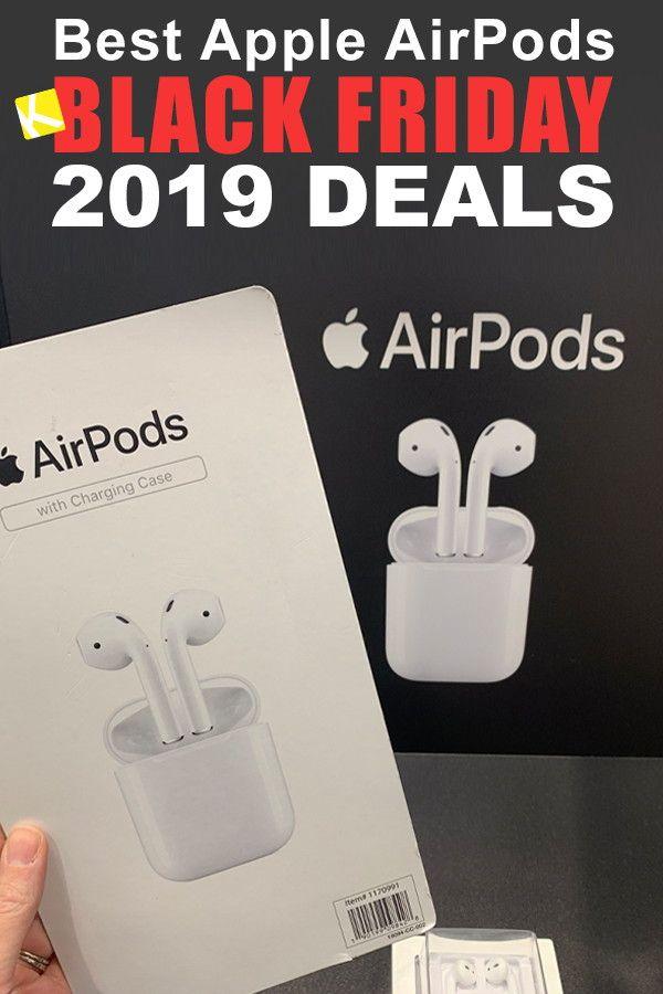 Best Apple Airpods Black Friday Deals Black Friday Black Friday 2019 Budget Holidays