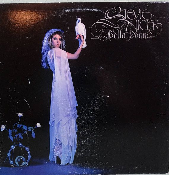Stevie Nicks  Bella Donna 1981  LP Album Vinyl Record