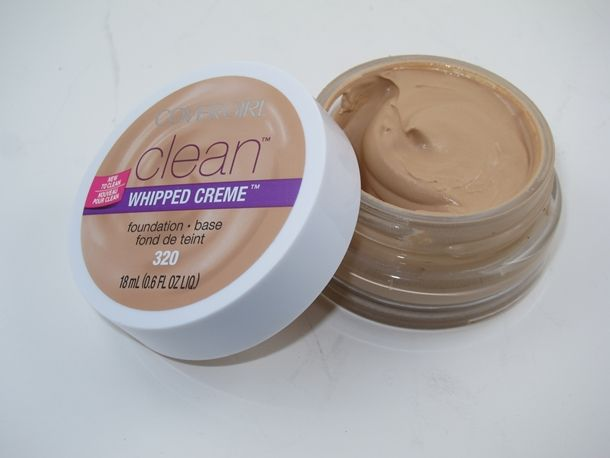 Covergirl Clean Whipped Creme Foundation for Summer 2013