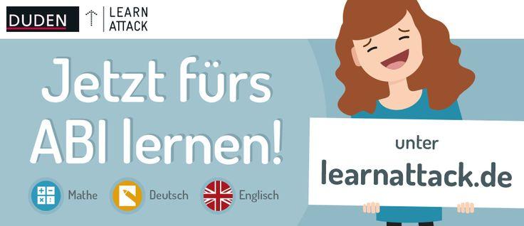 Unsere Abithemen für die Fächer #Deutsch, #Mathe und #Englisch sind online!