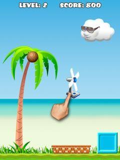 Jogue Coconut Beach online no Lejogos! Você está no paraíso, desfrutando do sol e sentado sob um coqueiro. De repente, você decide coletar cocos soprando-os da árvore, deixe-os rolar e cair até
