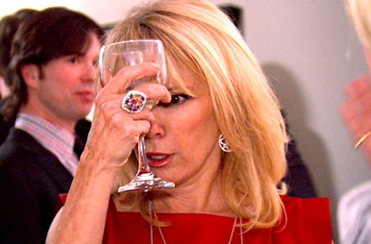 The Real Housewives of New York City: Blinded By the Wine #rhony