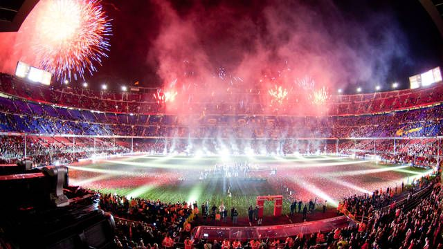 Camp Nou !     One day, I will witness FC Barcelona take on Real Madrid in an El Classico here...and win it !