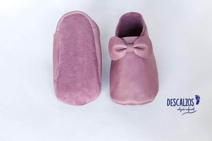 calzado blando suela descarne para nenas