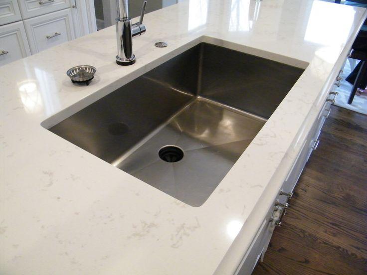 52 Best Single Bowl Undermount Kitchen Sinks Images On Pinterest Classy Stainless Kitchen Sinks 2018
