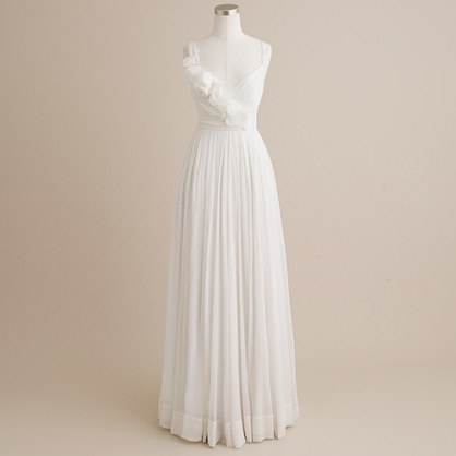 Dune gown for bride