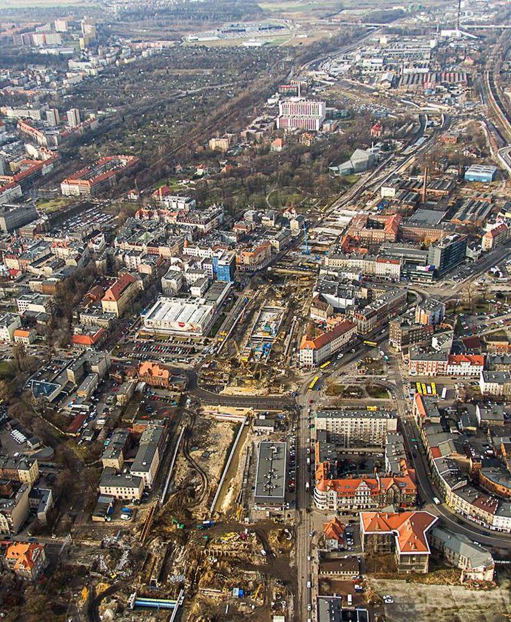 #DTŚwGliwicach #styczeń2015 (fot. K.Krzemiński)