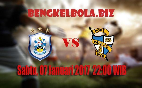 Prediksi Huddersfield Town vs Port Vale 07 Januari 2017